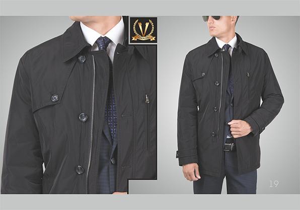 Мужская куртка 19