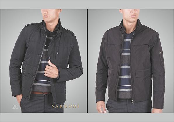 Мужская куртка 20
