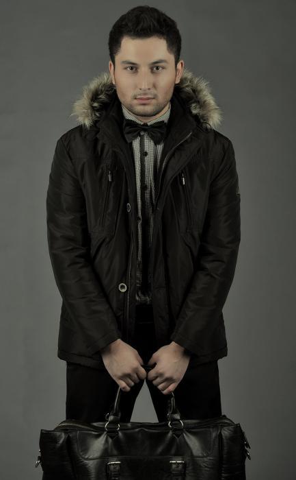 Мужская куртка 5