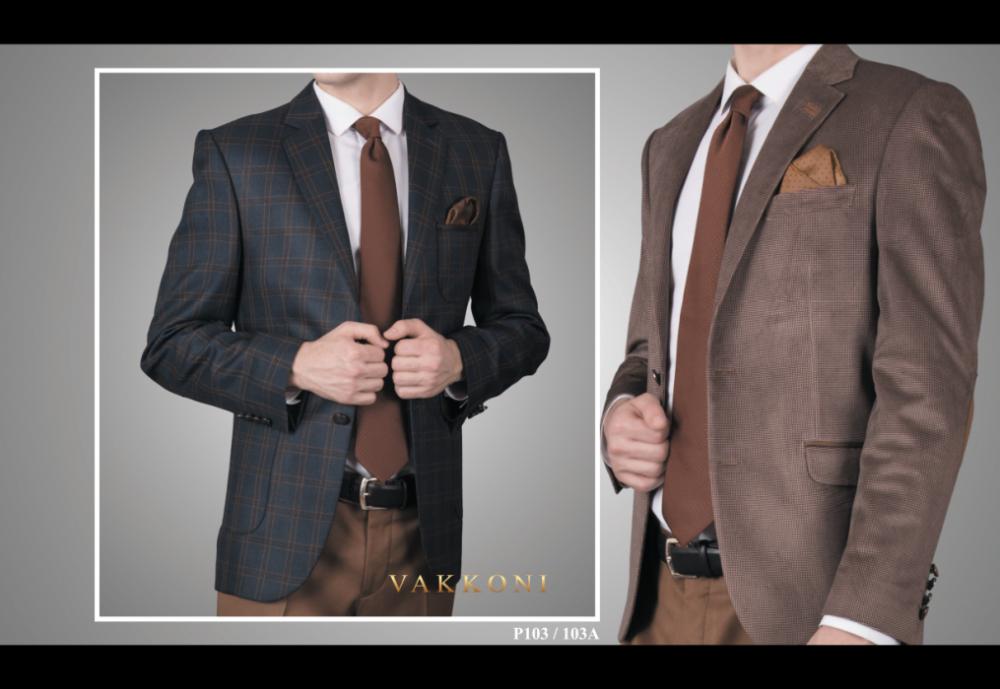 Мужские пиджаки p103-103a