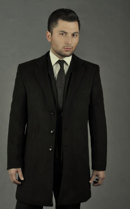 Мужское пальто 1001