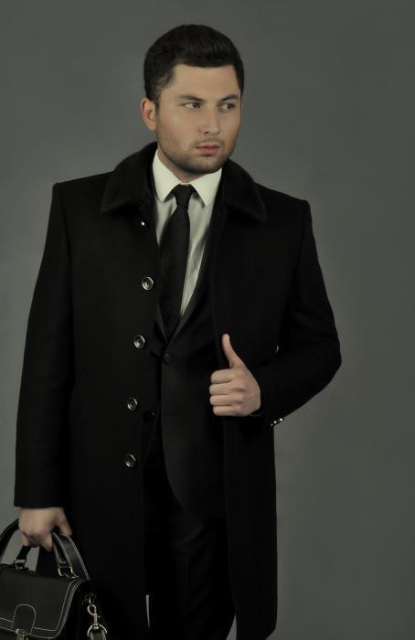 Мужское пальто 1002
