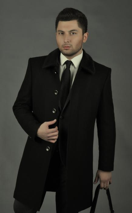 Мужское пальто 1005