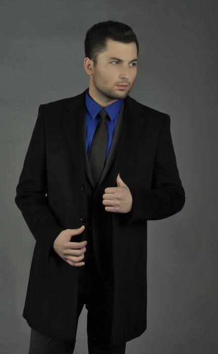 Мужское пальто 4