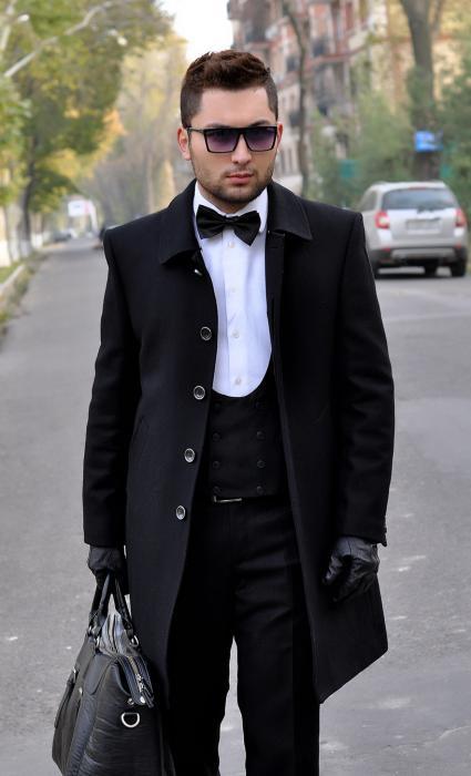 Мужское пальто 3