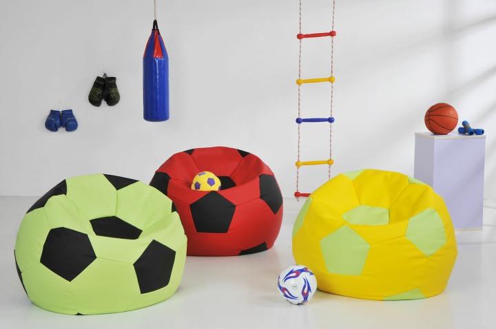 Бескаркасная мебель для детских садов, яслей