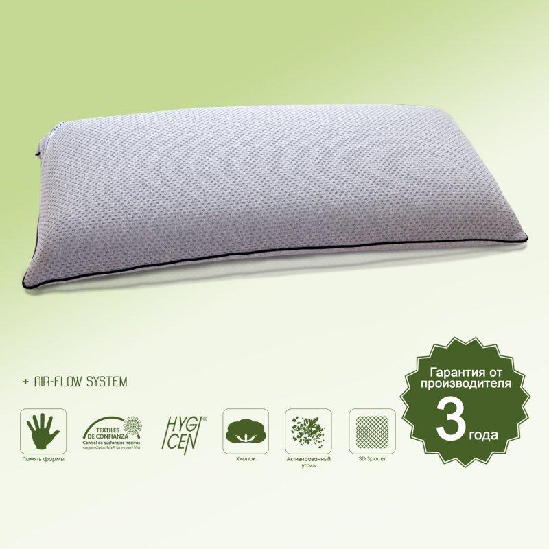 Купить Ортопедическая подушка CARBONO ACTIVO