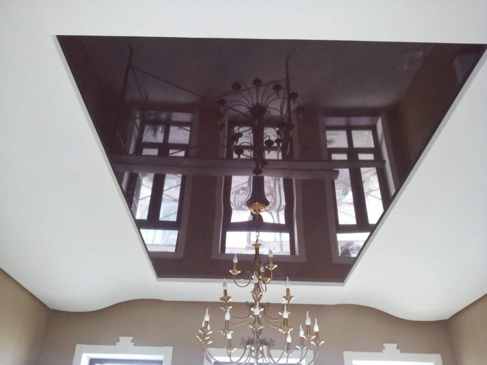 Buy Stretch ceiling Glossy