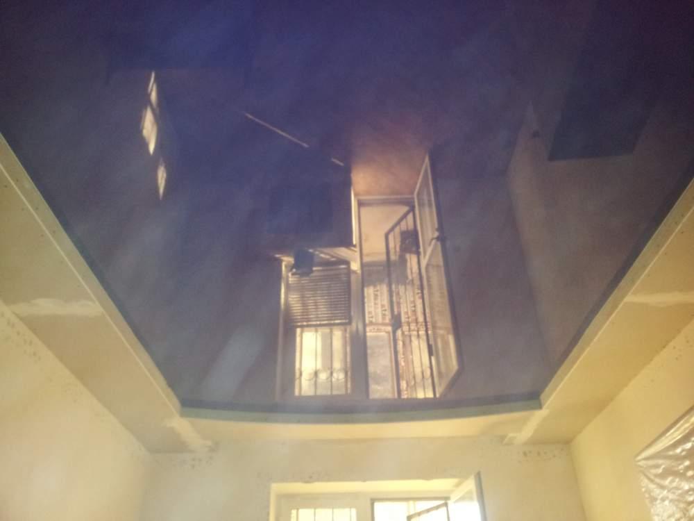 Buy Stretch ceiling blue