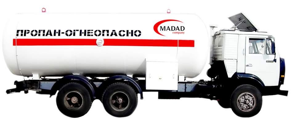 Автоцистерна-топливозаправщик АЦТ-18