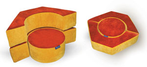 Children's furniture of Leg
