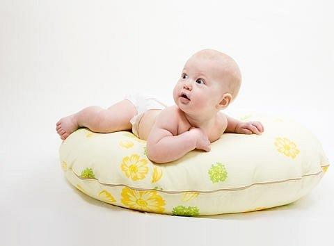 Подушка для самых маленьких