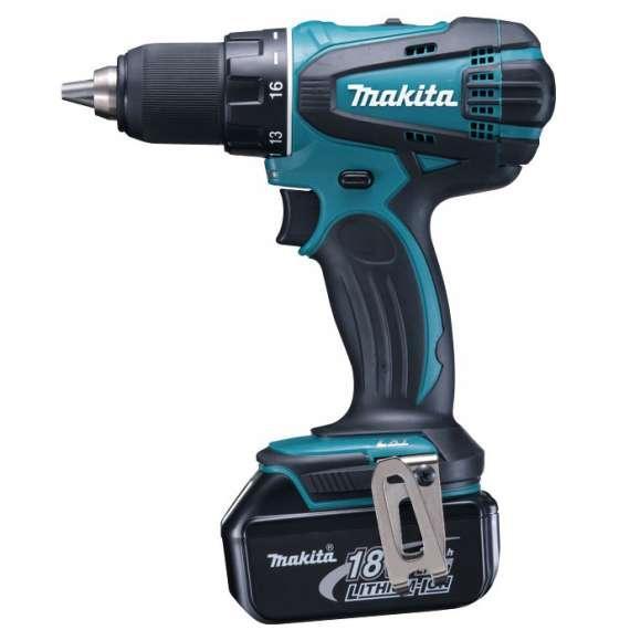 Купить Шуруповерт аккумуляторный Makita BDF 456 RFE (BDF456RFE)