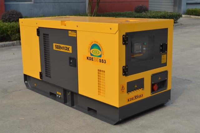 Diesel kde 20 ss3 generator in Tashkent online-store