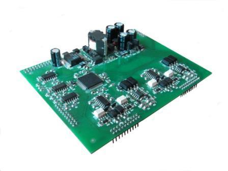 Субмодуль ТГ обеспечивает 4 канала с интерфейсом