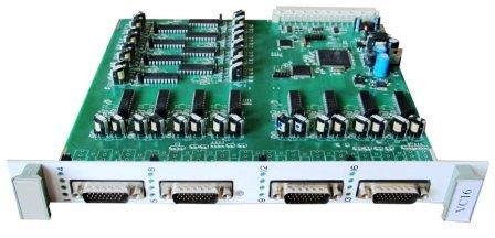 Модуль для организации 16-ти (8-ми) каналов ТЧ СГМ-VC16(8)-2/4