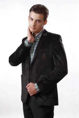 Men's jacket classical