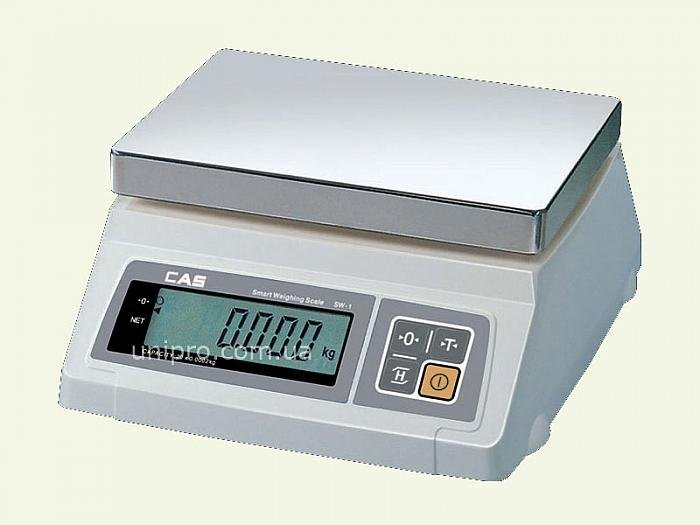 Buy Scales technical laboratory CAS (Korea) 10 kg-5 of kg (5 g)