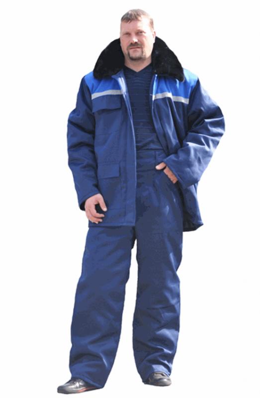 Купить Куртка ватная и брюки комбинированные