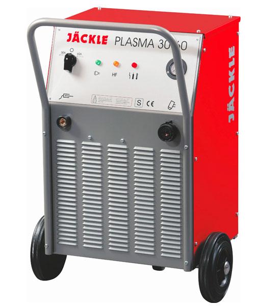 JACKLE Plasma 30-60 воздушного охлаждения
