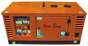 Дизельный генератор NEW BOY EPS-103DE (Kubota) 10кВт