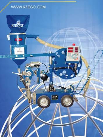 Автомат для дуговой сварки КА 002