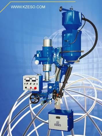 Автомат для дуговой сварки ГДФ-1001