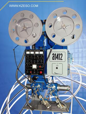 Buy Automatic machine for arc welding of A-1412