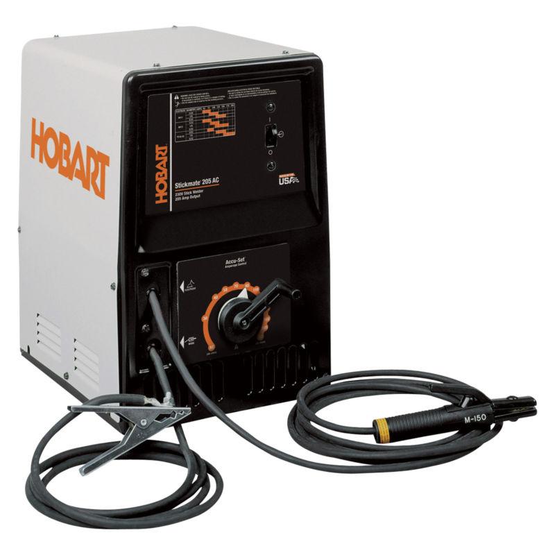 Сварочный аппарат Hobart Stickmate AC/DC Welder LX235 230V, 235 Amp
