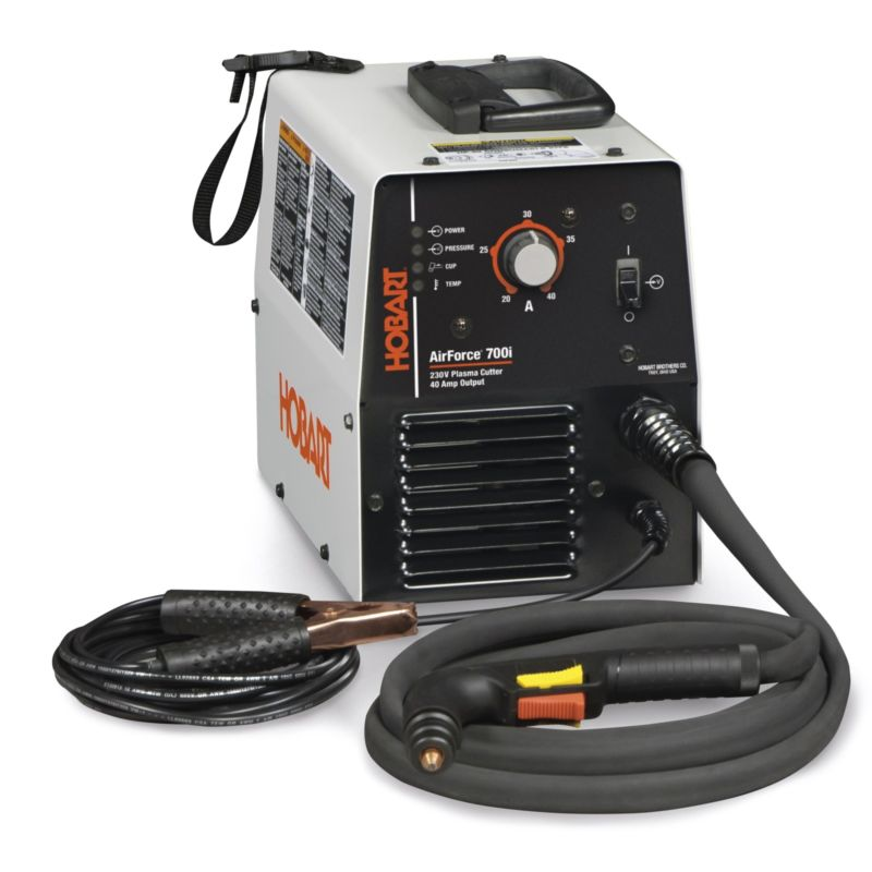 Hobart AirForce 700i Plasma Cutter with 16ft Torch