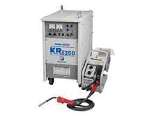 Automatic welding semiautomatic device of Panasonic YD-350KR2HGG