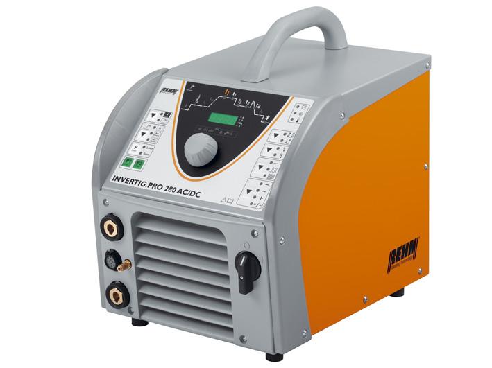 INVERTIG PRO 240/280/350/450 AC/DC REHM