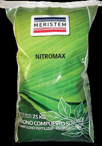 Меристем Нитромакс (Meristem Nitromax)