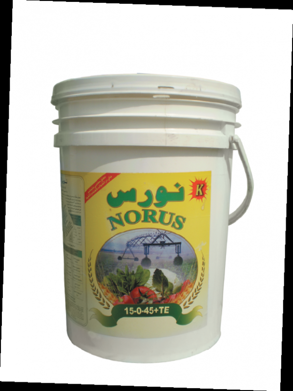 Удобрение Норус Гель 15-0-45+МЭ