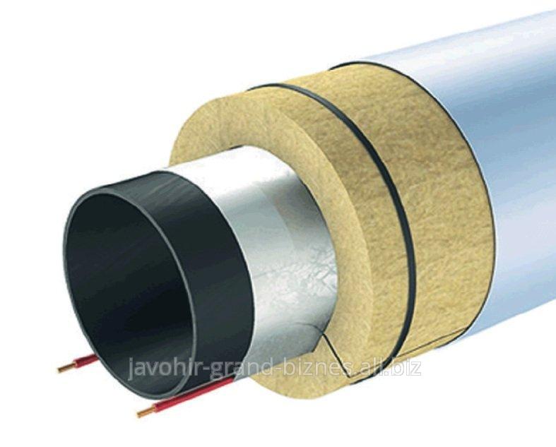 Теплоизоляция для труб кондиционирования