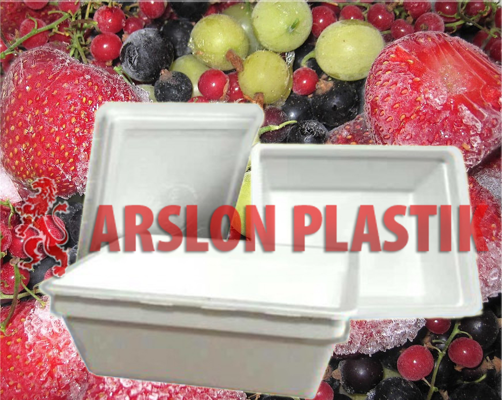Buy Packing from polystyrene for berries
