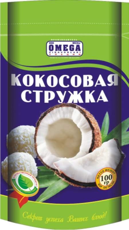 Стружка кокосовая