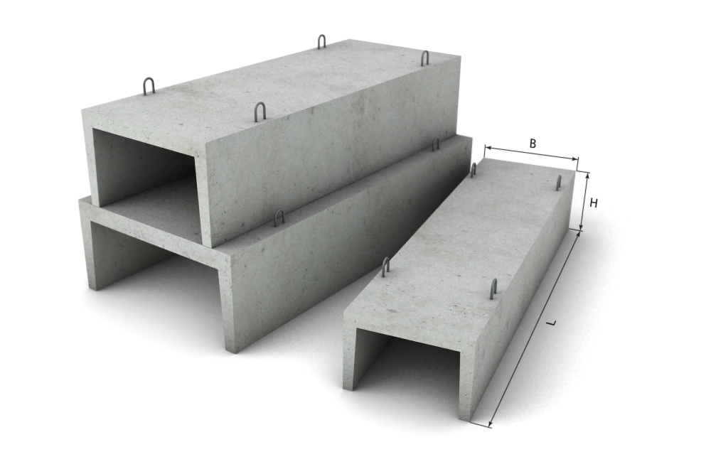 Buy Trays of heating mains (2980х780х530)