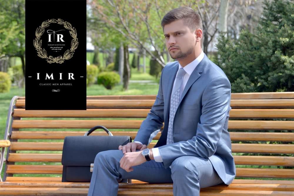 Брюки мужские европейского уровня качества IMIR Classic