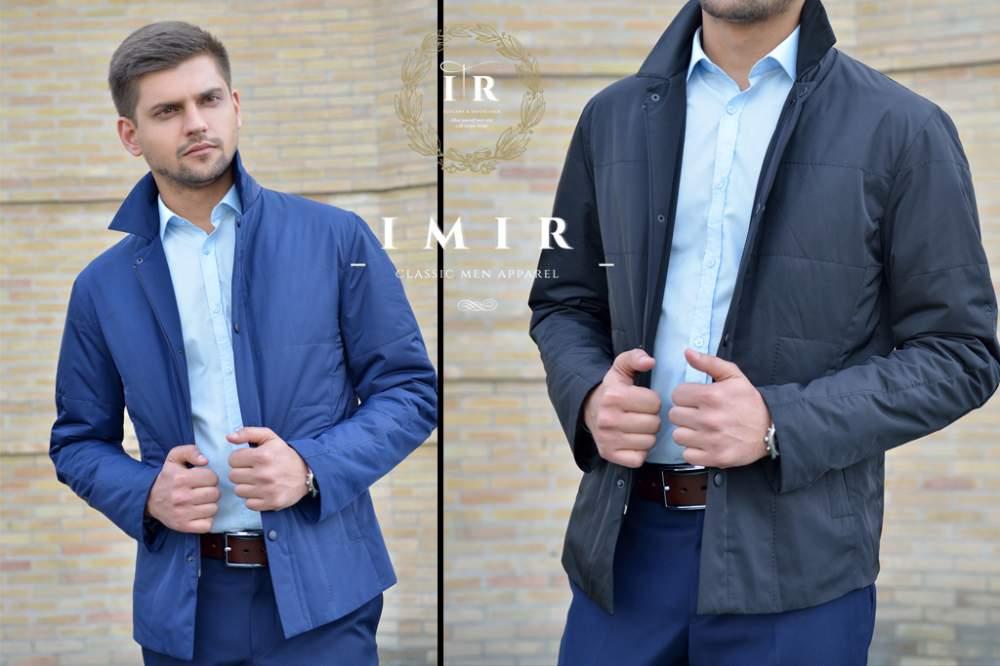 Куртка мужская демисезонная IMIR Classic