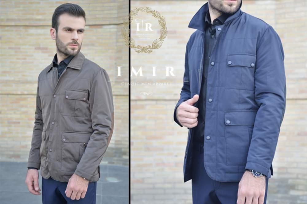 Куртки для мужчин натуральные ткани