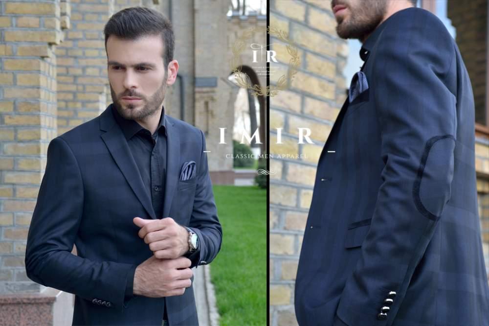 Пиджаки брюки костюмы мужские IMIR Classic