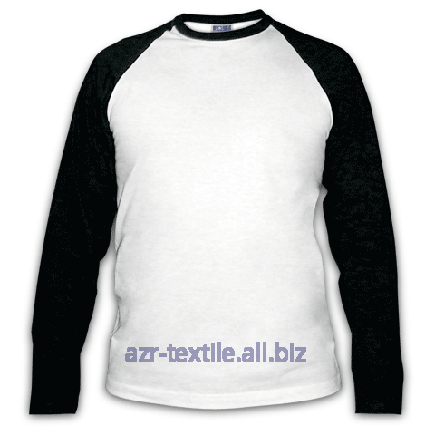 Buy T-shirts with long sleeves man's