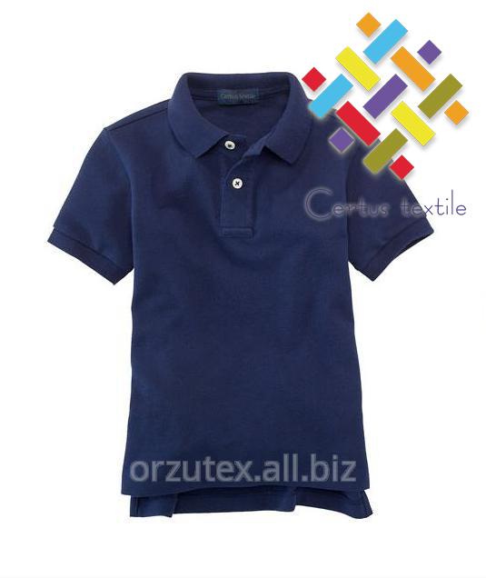 Купить Рубашка поло для мальчиков 240 гр/м2 Оптом