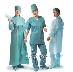 Медицинские комплекты и наборы одноразовые