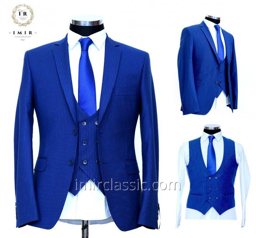 Мужской костюм тройка (ART 255-1001)
