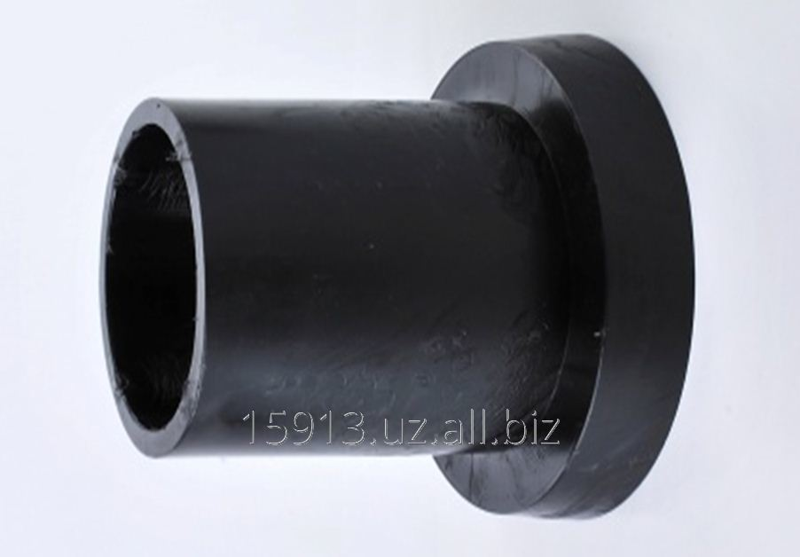 The plug under a flange (the adapter for welding)