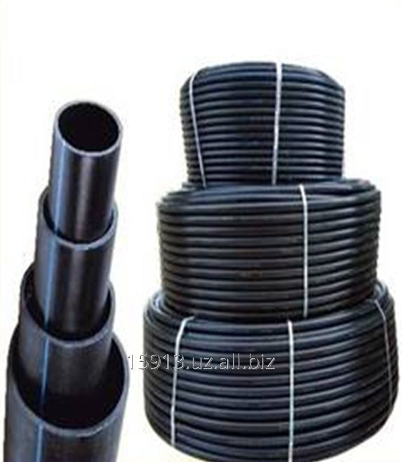 Pipes are polyethylene pressure head