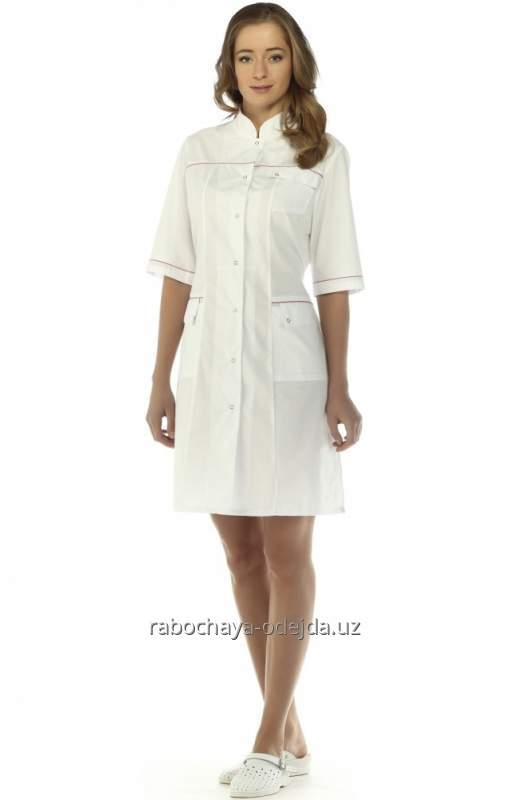 Dressing gown medical Article 3 buy in Fergana