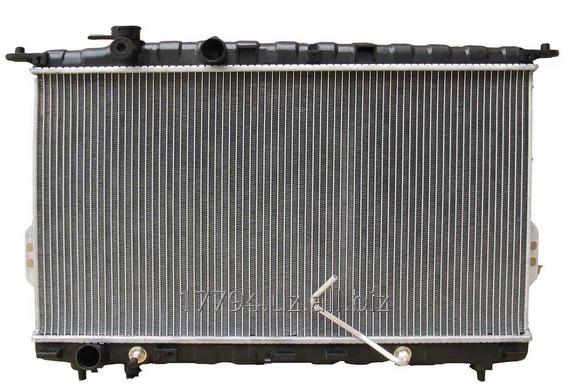 Радиатор  в сборе АТ для Cobalt